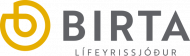 Birta logo grair stafir RGB.png